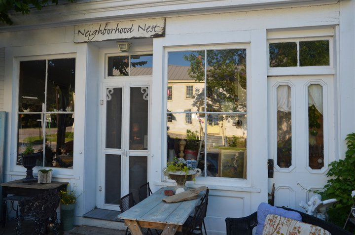 The Neighborhood Nest on Main Street in Essex, New York