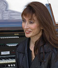 Carol Williams, Organist