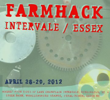 FarmHack Intervale/Essex