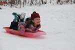 Lakeside School: The Pedagogy of Sledding