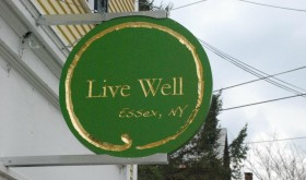 Farewell, Live Well! Hello Lake Champlain Yoga & Wellness!