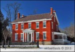 Merchant Row Mansions in Essex, NY