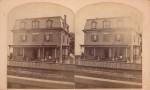Vintage Stereoview: Wilder House