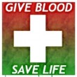 Give blood. Save life.