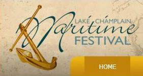 Lake Champlain Maritime Festival (logo)