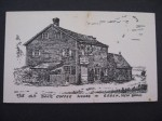 Vintage Postcard: The Old Dock Coffee House, Essex, NY