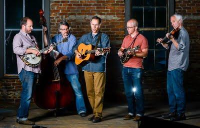 The Modern Grass Quintet