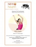 NEW Health Dance Fit Fundraiser for WCS Drama Club