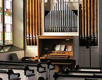 Warren A. Cross Memorial Pipe Organ