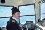 Essex-Charlotte Winter Ferry Crossing with Lea Coggio