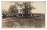 Vintage Postcard: Crater Club
