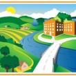Champlain Valley Senior Community logo