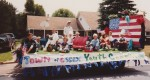 Old Photo: Town of Essex Youth Commission Float