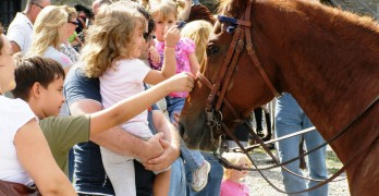 Fort Ticonderoga will present the annual Heritage, Harvest & Horse Festival September 27