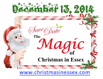 Save the Date for Christmas in Essex