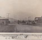 Vintage Photo: Route 22 Entering Boquet