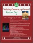 Holiday Decorating Contest: Decorate Essex!