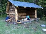Adirondack Lean-To