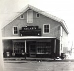 Vintage Photo: Spear's General Store