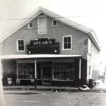 Spears General Store circa 1966 (Credit: Susanne Spear (Stevenson) Earnhardt)