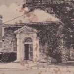 """Essex County National Bank of Willsboro, Willsboro, New York"" (Credit: Baldwin & Co.; Shared by William Morgan)"