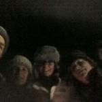 CATS Moonlight Hike Group Selfie