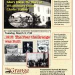 Grange Lyceum Poster 2015