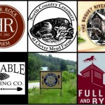 Local Agricalure Logo Collage