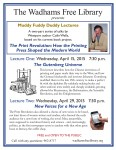 Upcoming Essex Events 4/26-5/3