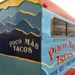 Poco Más Tacos - side angle view (Credit: Sarah King)