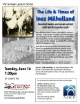 Grange to Host Lyceum Lecture on Suffrage Leader Inez Milholland