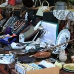 Flea Market/Yard Sale Items (Credit: Pixabay)