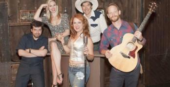 Joe Schermann, Maggie Politi, Katy Blake, Jonathan Hadley, Ben Loving. (Photo: Overtime Photography)