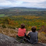 Children-enjoying-the-view-of-Essex-farms-and-forestsJphoto-by-Jill-Piper