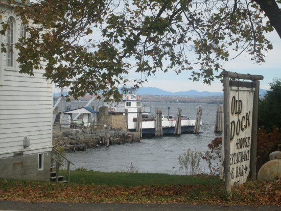 Essex Ferry Scene, Fall 2015 (Credit: Katie Shepard)