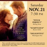 Whallonsburg Grange Presents Far From the Madding Crowd