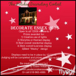 Decorate Essex for the Holidays!
