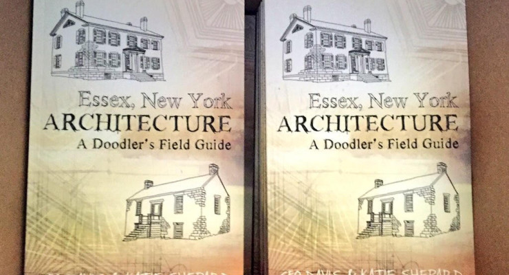Doodle, Essex New York Architecture: A Doodler's Field Guide