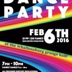 Dance Party at Grange