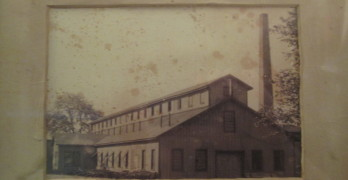 Vintage Photo: Horse Nail Factory