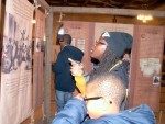 Help Restore Dreaming of Timbuctoo Exhibit