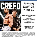 Champlain Valley Film Series to Show CREED