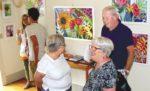 Sharing Vision, Inspiration: Amy and Judy Guglielmo Kick Off Season at Adirondack Art Association (Press Republican)