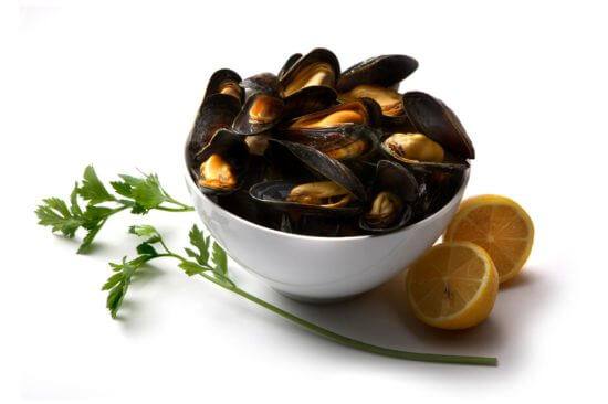 Black Rope Mussels (Source: Essex Inn on the Adirondack Coast)
