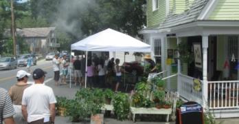 Downtown Essex Day Celebrates Summer (Press Republican)