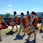 Celebrate America with Patriotic Music at Fort Ticonderoga's Fife and Drums Corps Muster July 30th