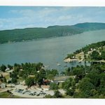 Vintage Postcard: Basin Harbor Club, VT