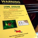Lyme Disease on the Rise in Essex County (THE SUN)