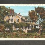 Vintage Postcard: The Westport Inn