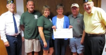 Willsboro Golf Tourney Raises $7,200 for Honor Flight (THE SUN)
